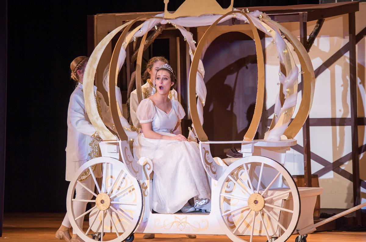 Olivia Lopez in Cinderella
