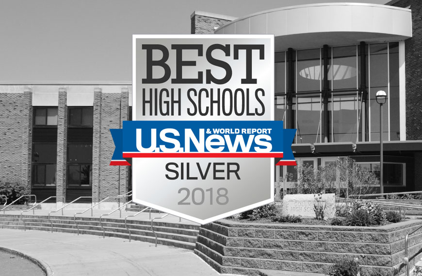 Columbia Receives Silver Medal Ranking from U.S. News & World Report