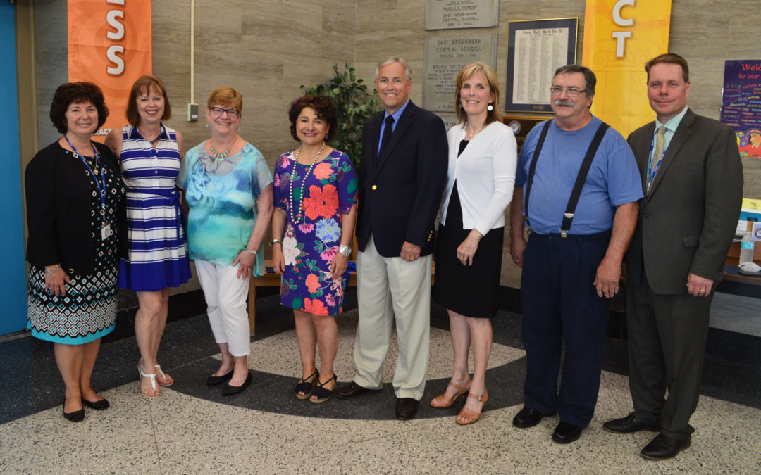 District Thanks 2017-18 Retirees