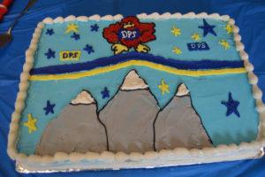 DPS cake