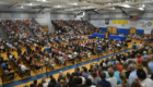 Goff Elevation Celebration in CHS gym