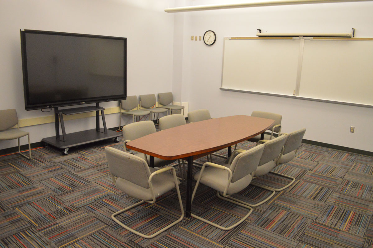 Bell Top conference space
