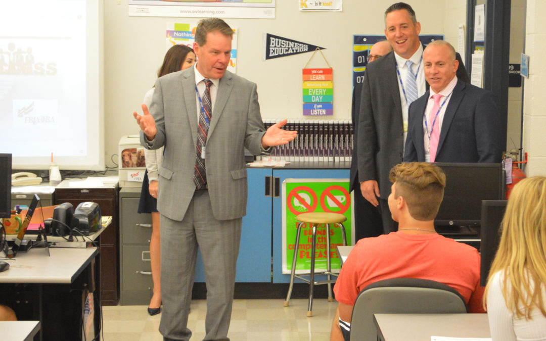 Welcome Back Letter from Superintendent Jeff Simons