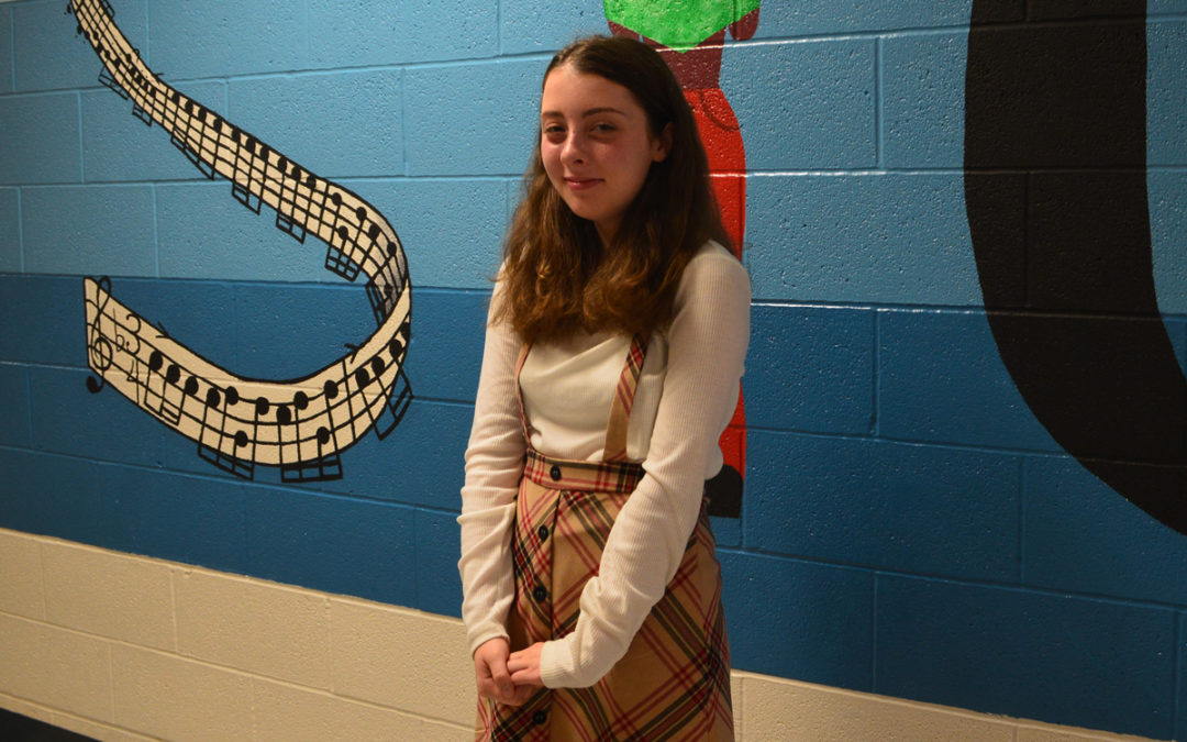"""Q&A: Columbia Freshman Maura Dubuque from """"The Gingerbread Lady"""""""
