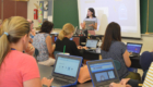 Typing Club professional development