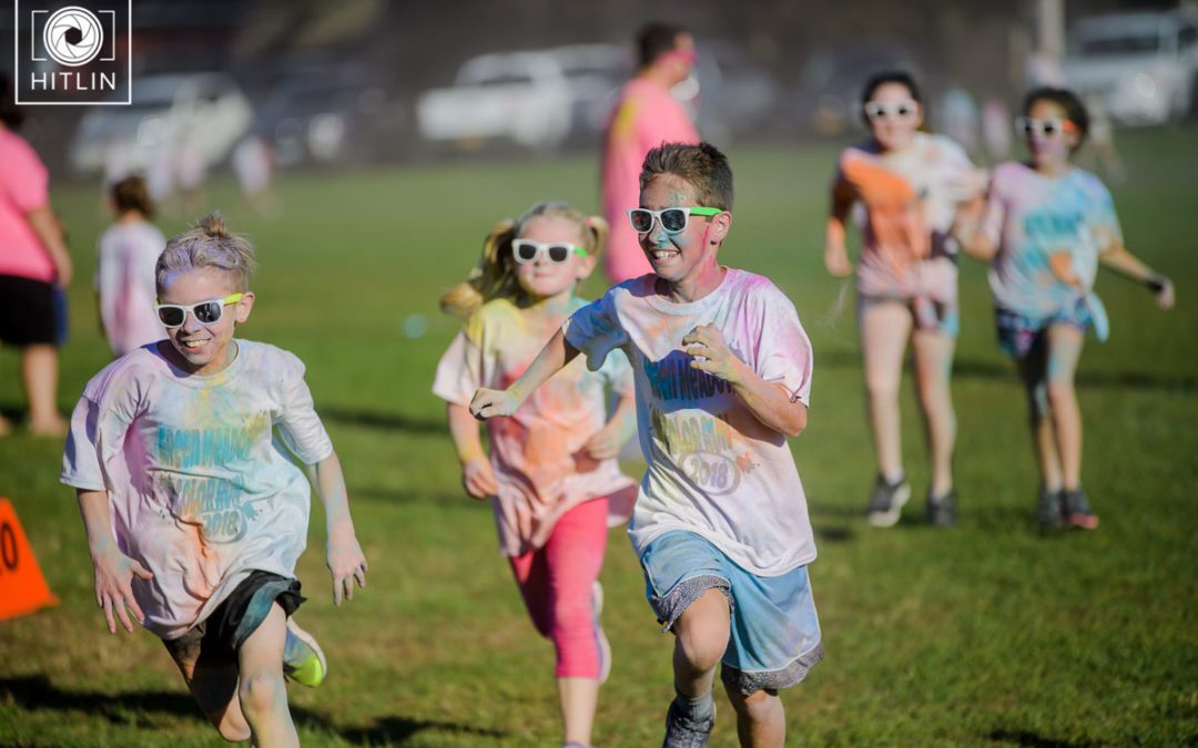 Green Meadow Color Run Rescheduled to Tuesday, October 8
