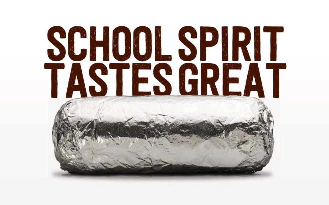 Chipotle Fundraiser to Benefit Class of 2022 – October 16