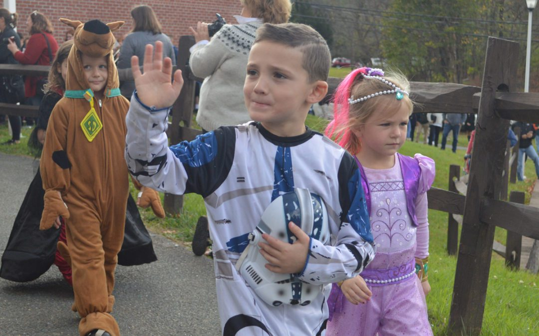 Bell Top Halloween Parade Information