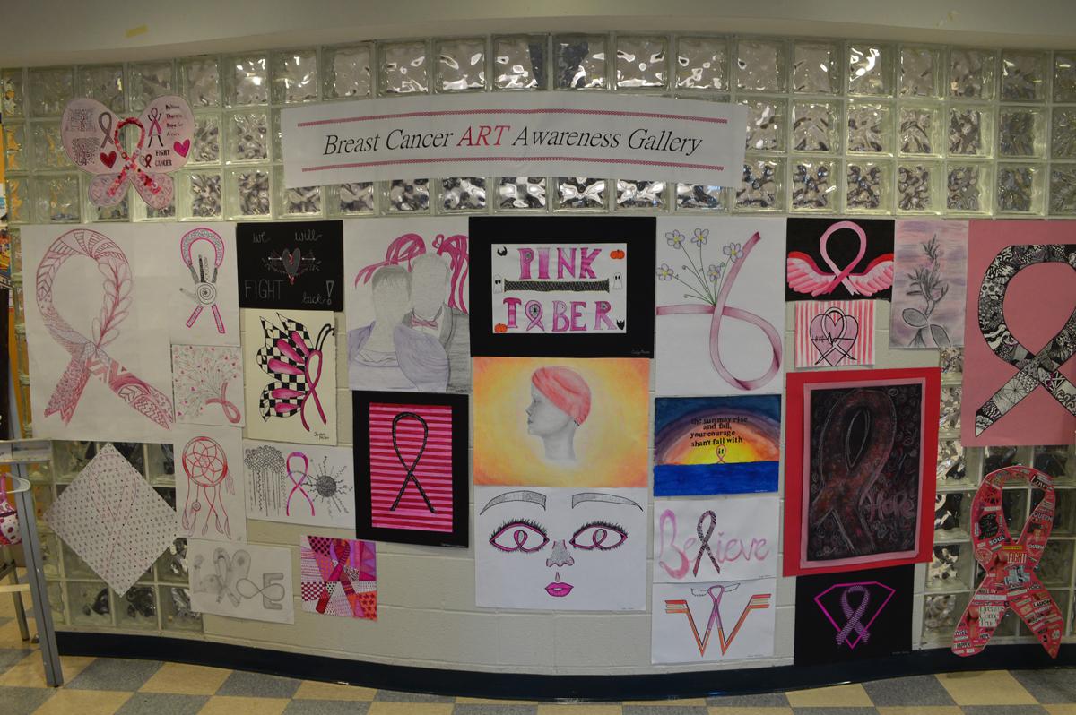 Breast Cancer Awareness Month artwork