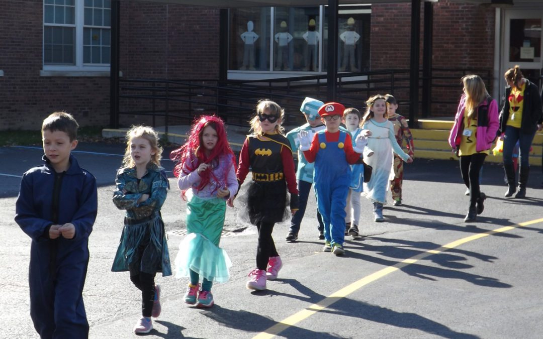 DPS Halloween Parade Information