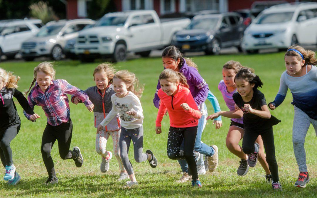Green Meadow Apple Race/Blue Ribbon Run Schedule