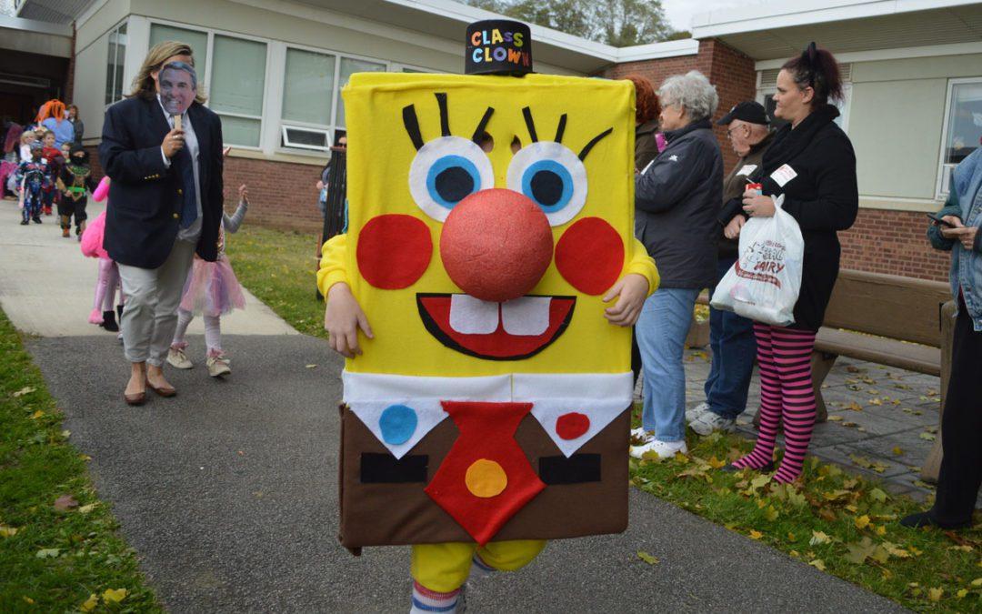 Elementary Schools Plan Outdoor Halloween Parades