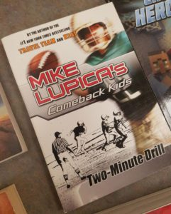 Mike Lupica book