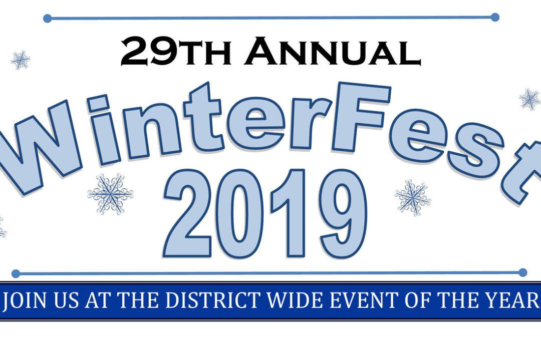 WinterFest – January 18-20