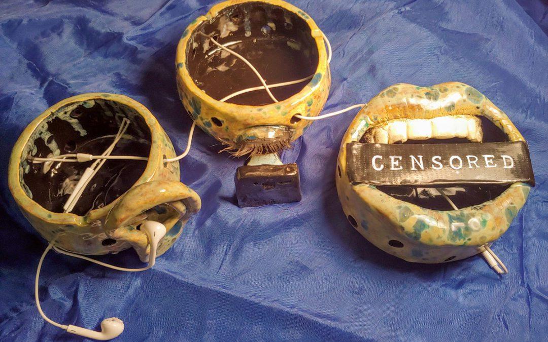 Columbia Artwork Selected for Regional 3D Art Show