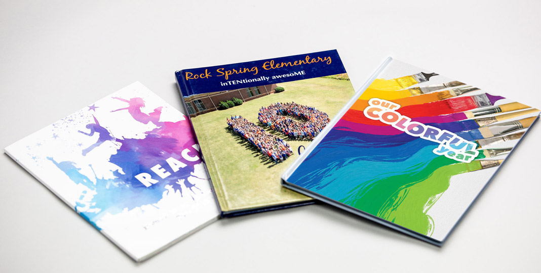 Goff 2019-20 Yearbooks Have Been Delivered to School