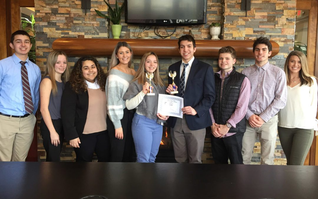 Columbia Students Recognized at FBLA Competition