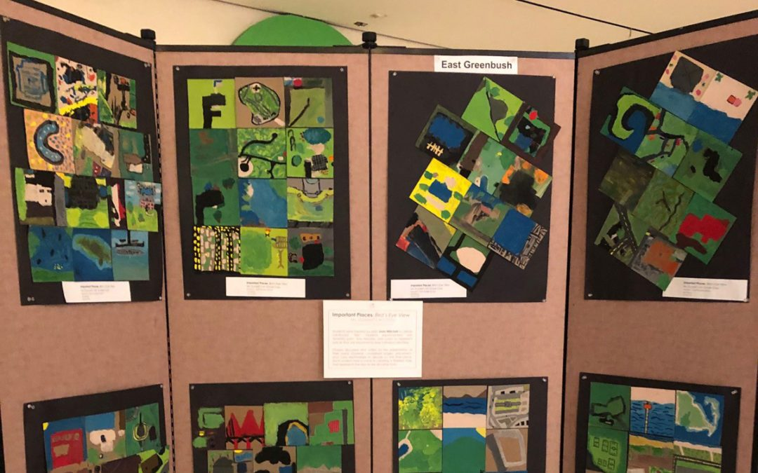 Goff Student Artwork Accepted to Empire State Plaza Exhibit
