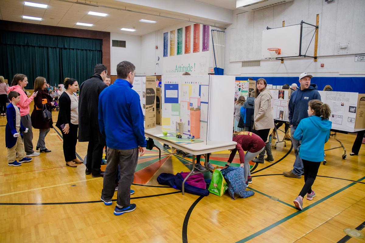 Green Meadow Literacy Fair