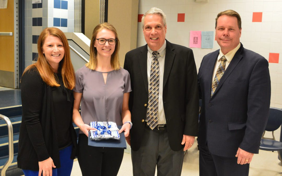 District Recognizes 2018-19 Volunteers of the Year