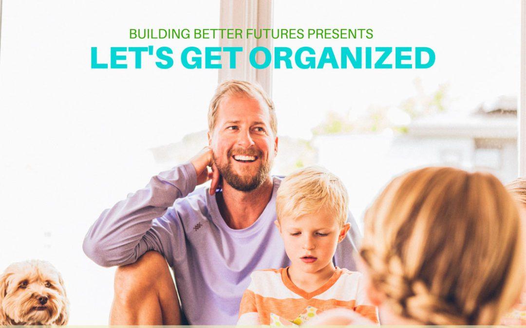 Parent Workshop: Let's Get Organized – April 2