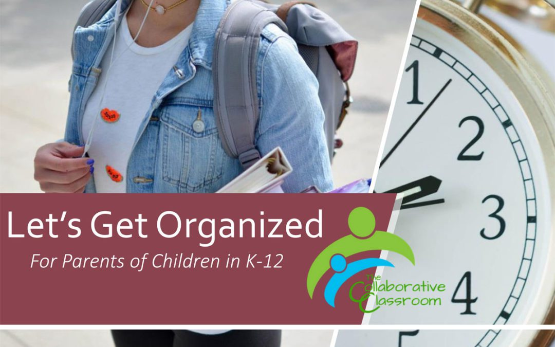 Parent Workshop Offers Tips on Teaching Organizational Skills to Children