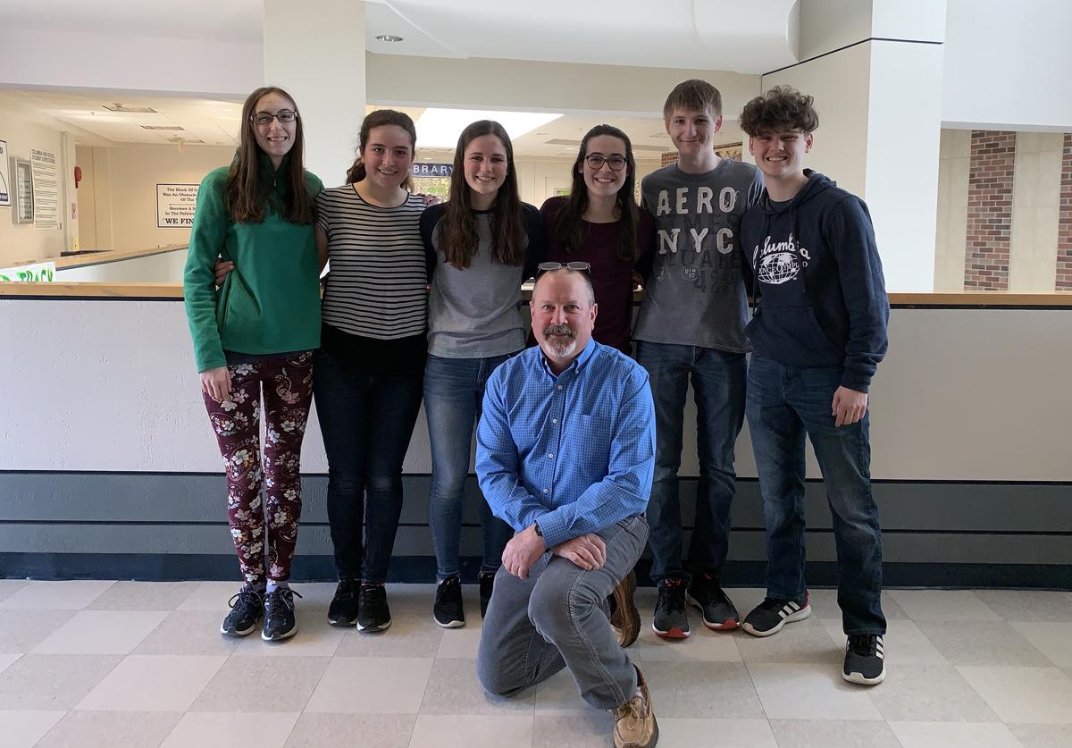 Columbia Chemistry Olympiad team