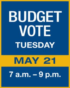 Budget Vote graphic
