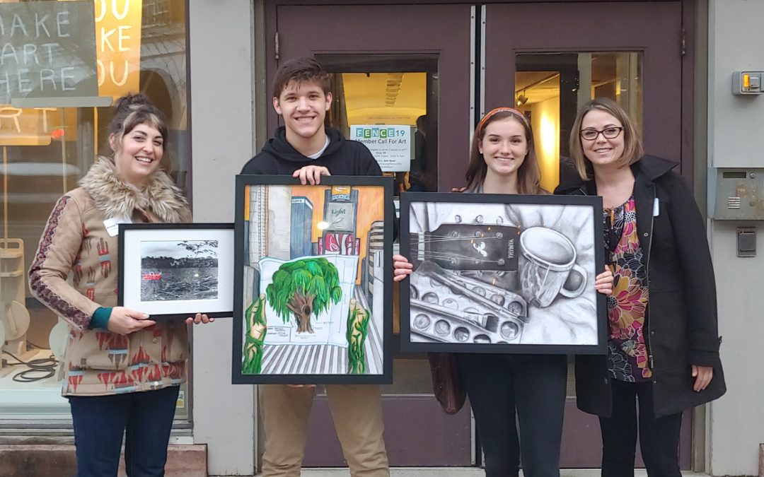 Student Artwork Accepted to Congressional Art Competition