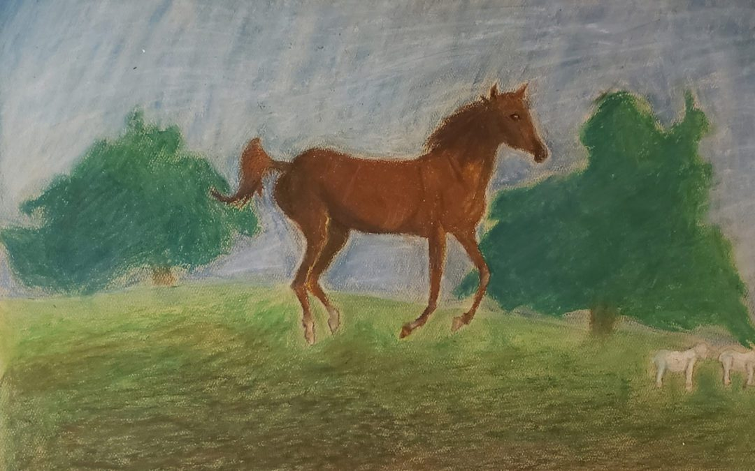 Artwork Accepted to Exhibit at National Museum of Racing and Hall of Fame