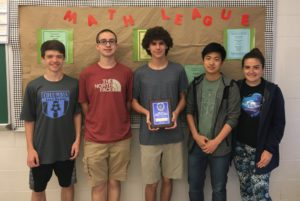 Columbia Math League participants