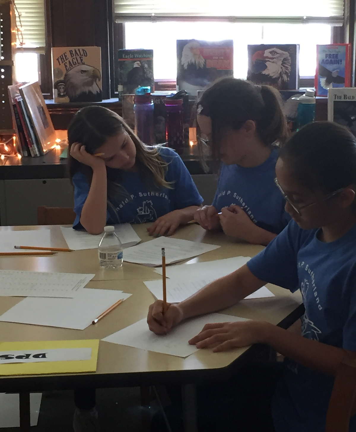 DPS at 2019 5th grade math competition