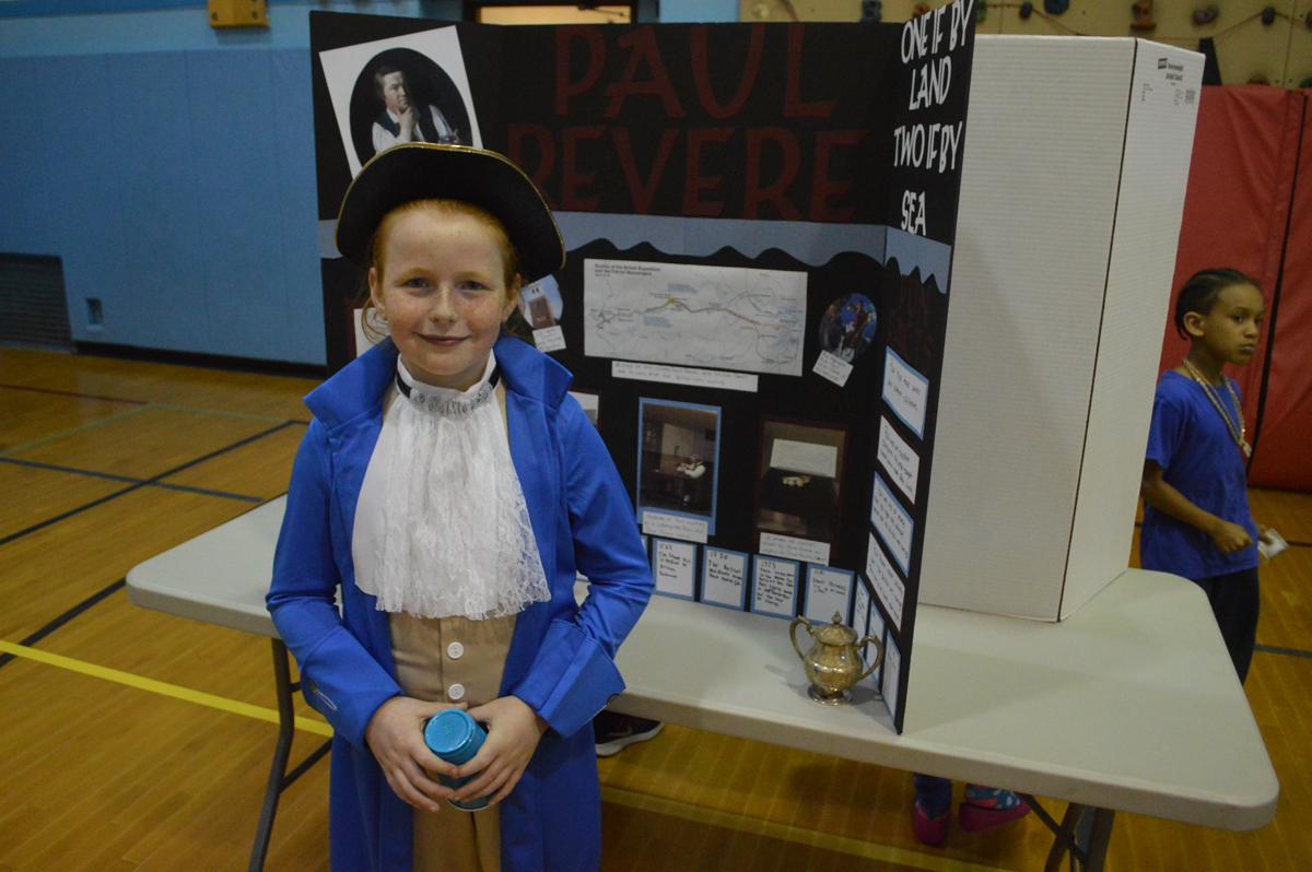 Paul Revere at Genet Living Wax Museum