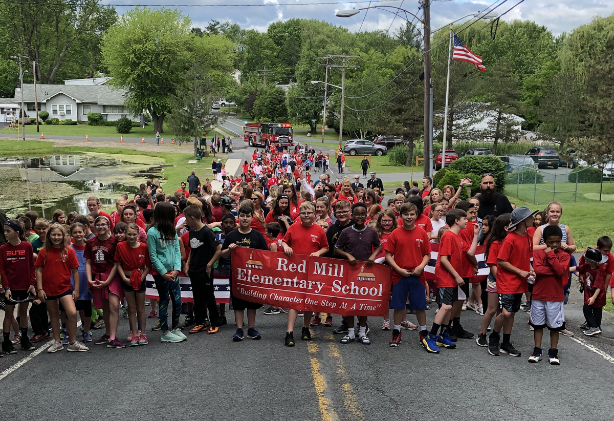 Red Mill Character Education Walk