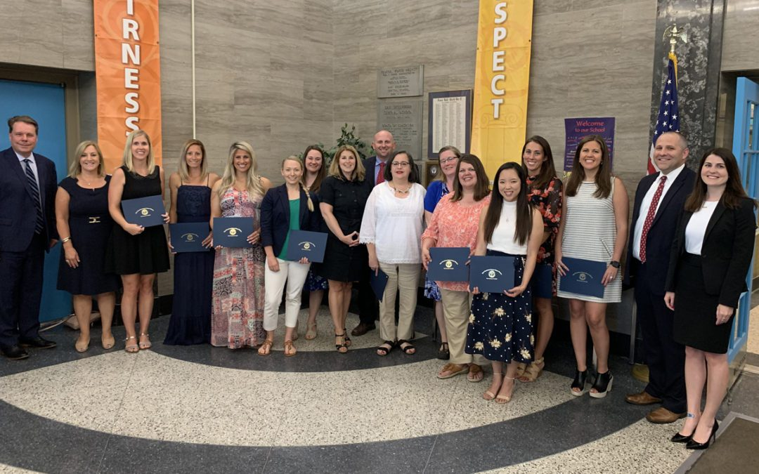 16 Educators Receive Tenure