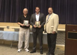 Bill Neumman and Ryan Jones win Coach of the Year Awards