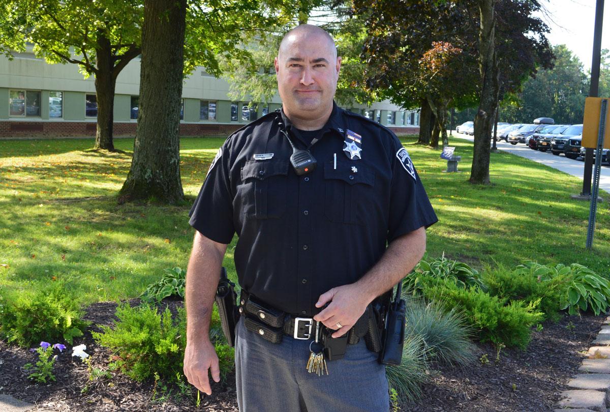 Deputy Jeff Russo