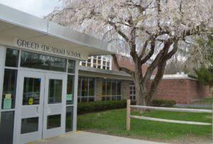 Green Meadow entrance
