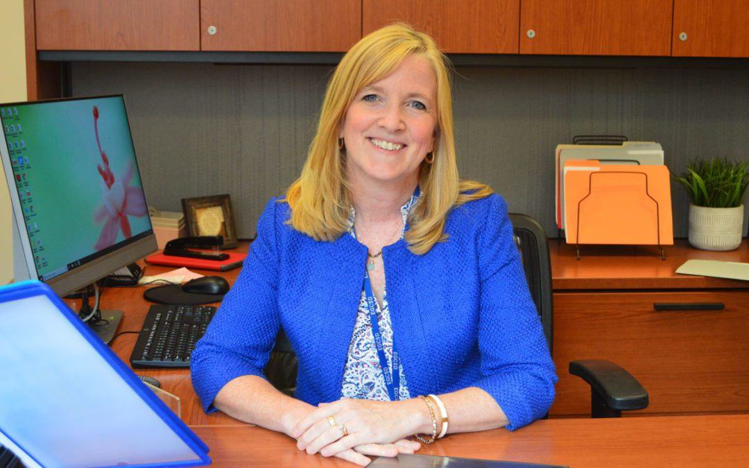 Meet Red Mill Principal Helen Squillace
