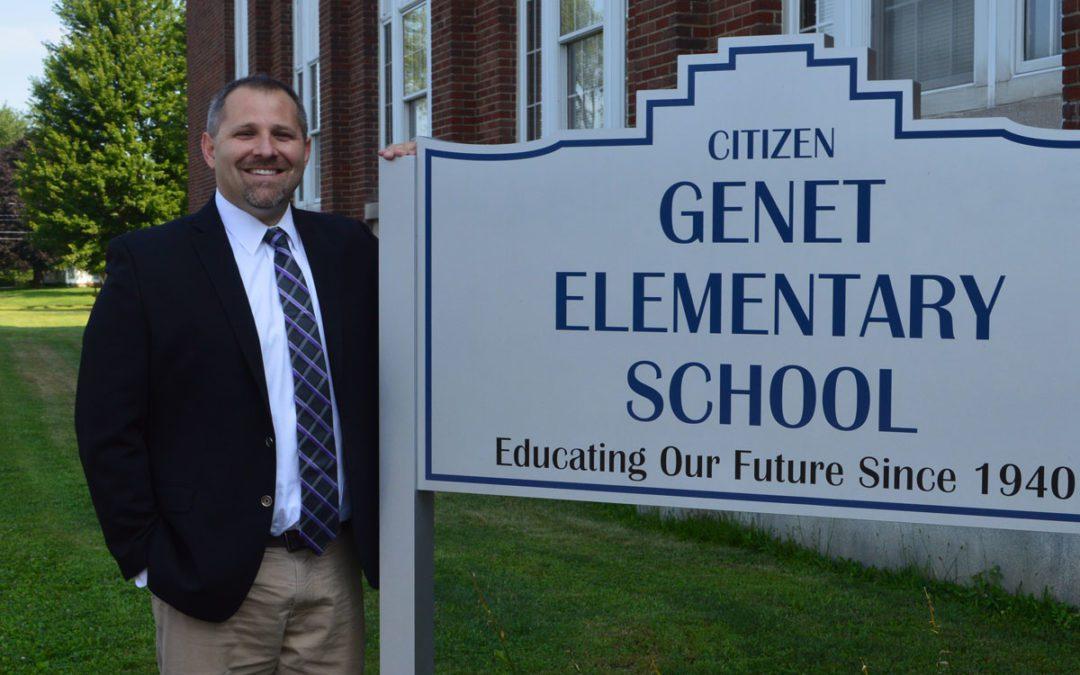 Meet Genet Principal Wayne Grignon