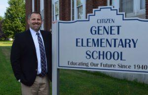 Genet Principal Wayne Grignon