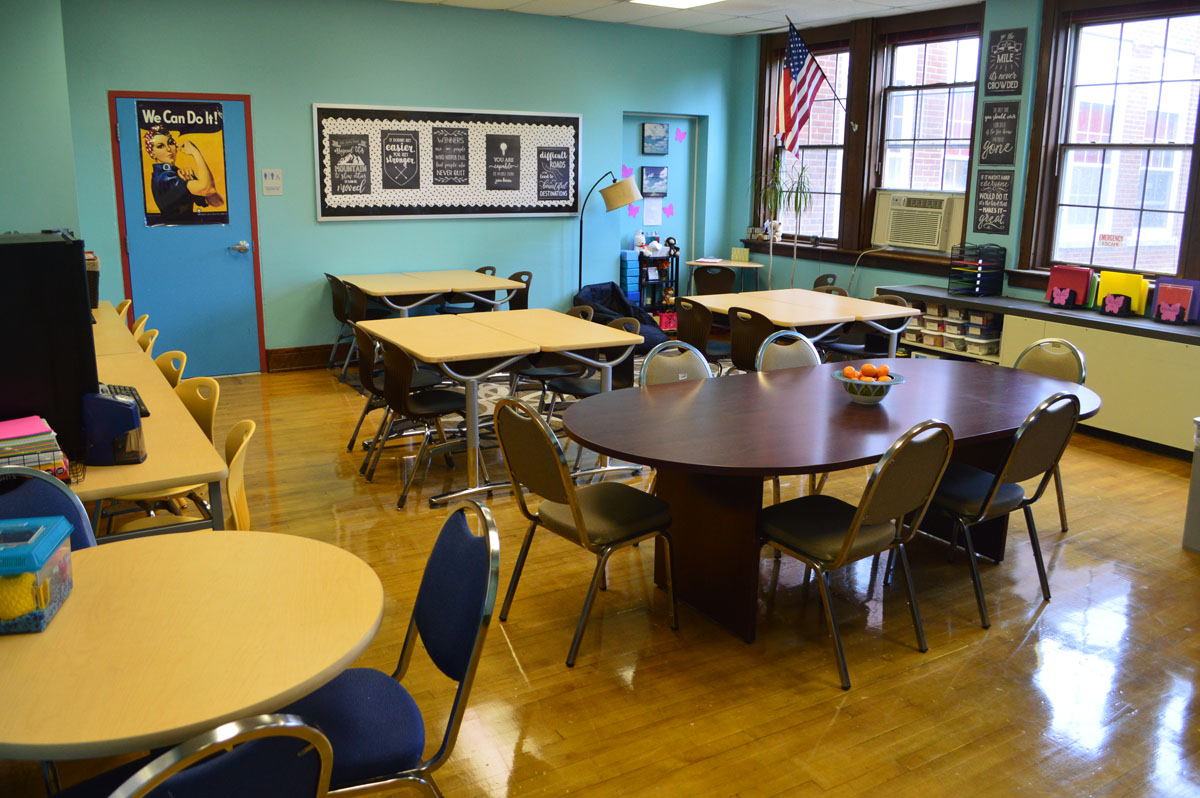 CTAEP classroom