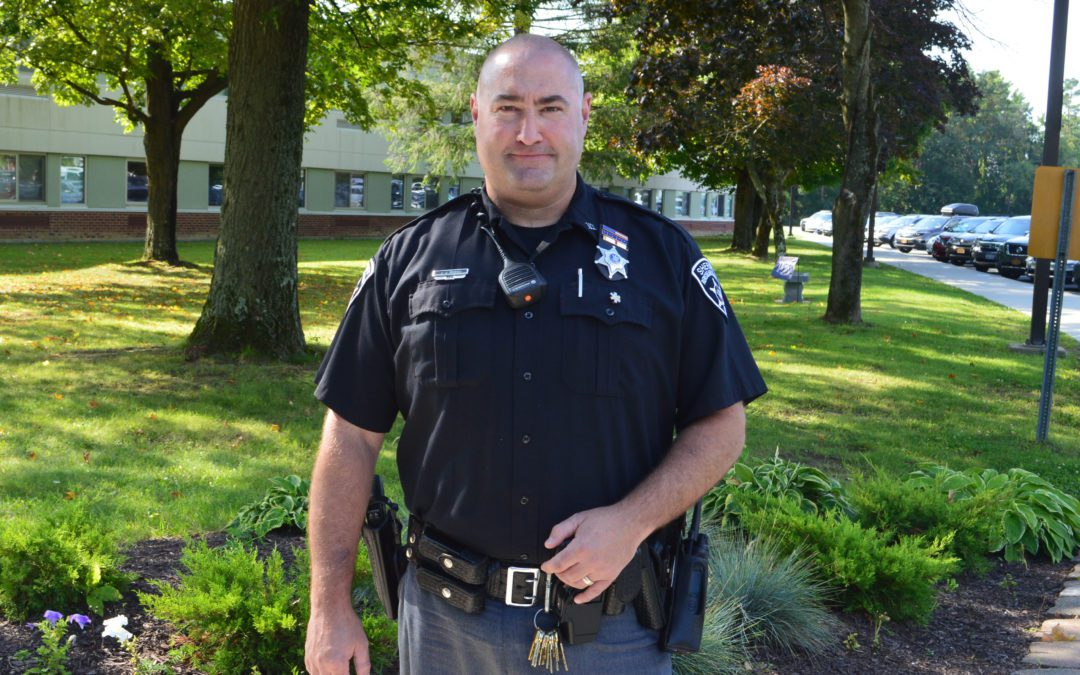 District Hires Deputy Jeff Russo as New School Resource Officer