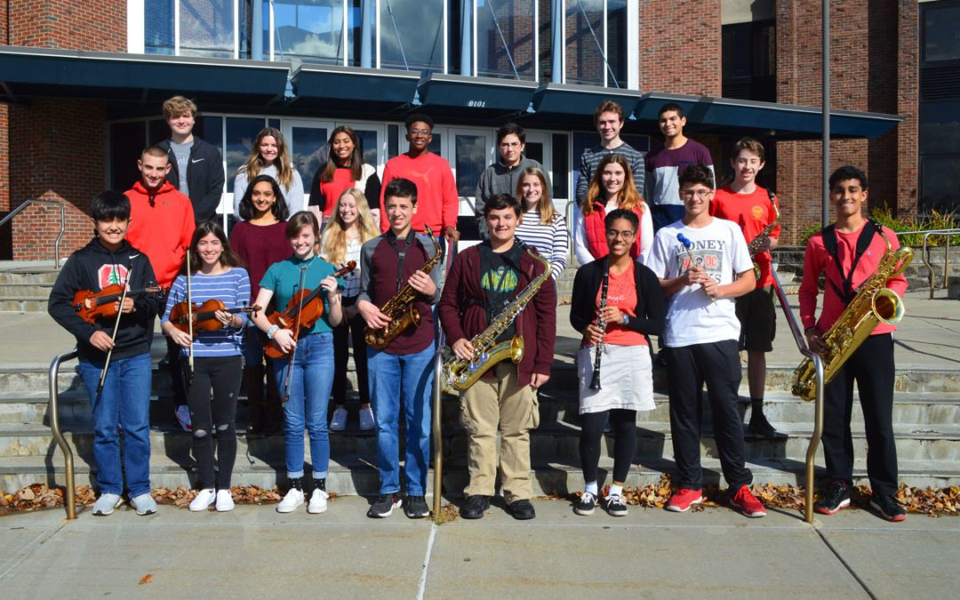 Columbia Students Selected for All-County and All-State Music Festivals