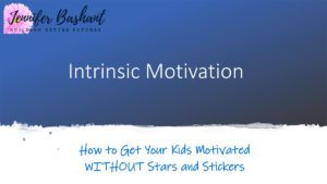 Intrinsic Motivation presentation cover