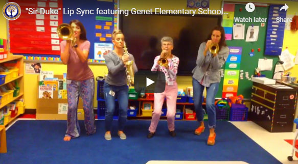 Genet Releases 2019-20 Lip Sync Music Video