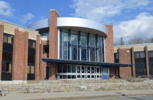Columbia High School entrance