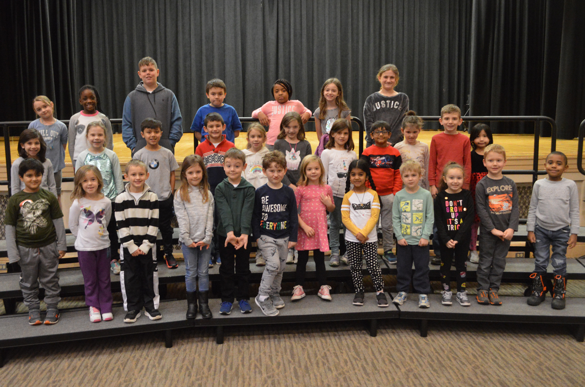Genet students recognized as Pride Paws