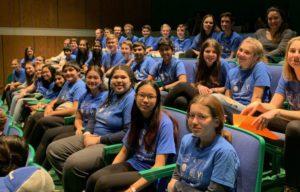 Goff Science Olympiad team at Harvard Invite