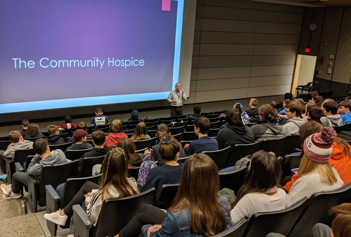 Community Hospice presentation